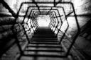 Nightmare stair...