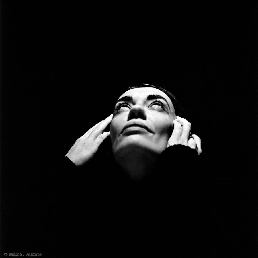 Portraiture, Black & White,