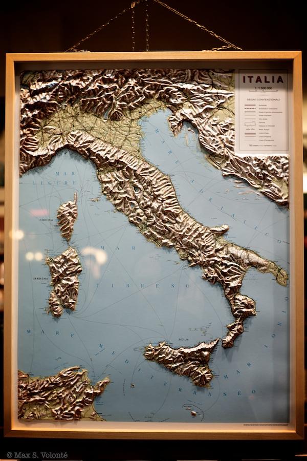 Journey through Italy