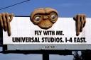 ET Universal studios LA