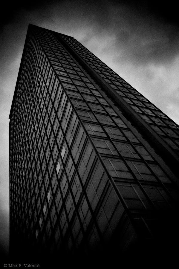 The desert skyscraper in City Sickness
