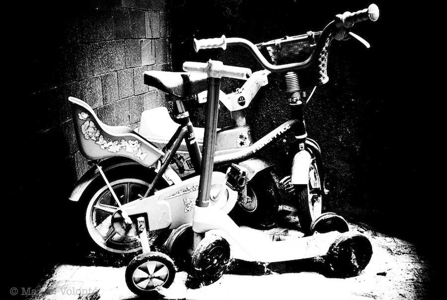Forgotten toys