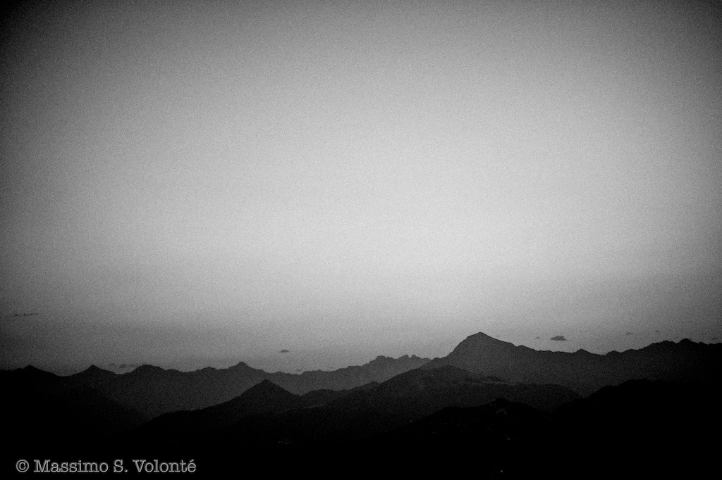 The horizon is not so faraway