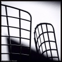 Bertoia's chair