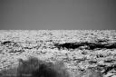Sunlight reflections o'er the sea