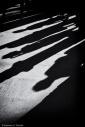 Dark shadows on white spaces, Black and white, Volonte fotografo Milano