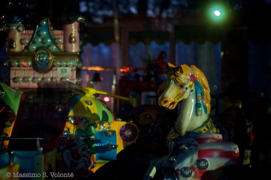 Carousel horse, Leica M10, Volonte fotografo Milano
